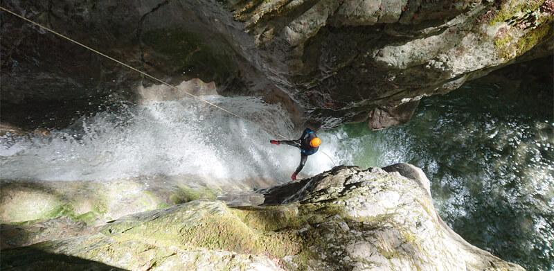 Noa Guides Canyoning Doubs Jura 3