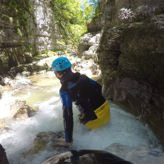 Noa Guides Canyoning Doubs Jura 5