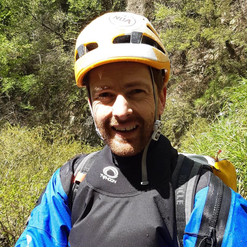 Cedric moniteur et guide chez Noa Guides