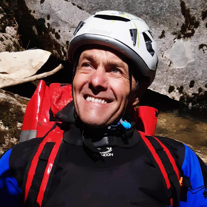Daniel moniteur et guide chez Noa Guides