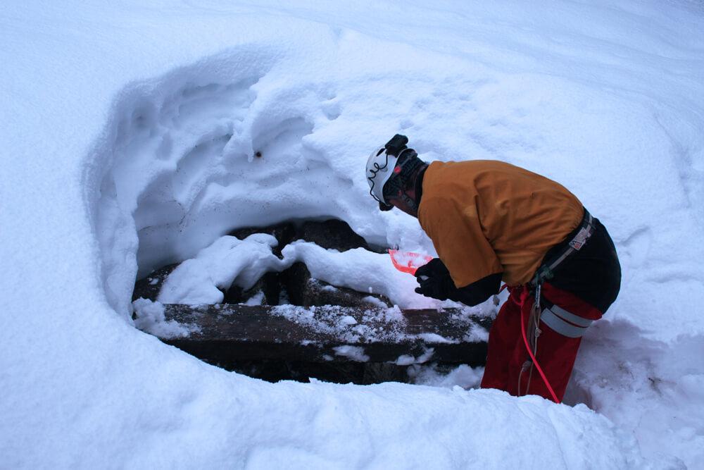 Noa Guides Speleologie Hiver Doubs Jura 6